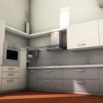 Progettazione di una cucina presso un abitazione p